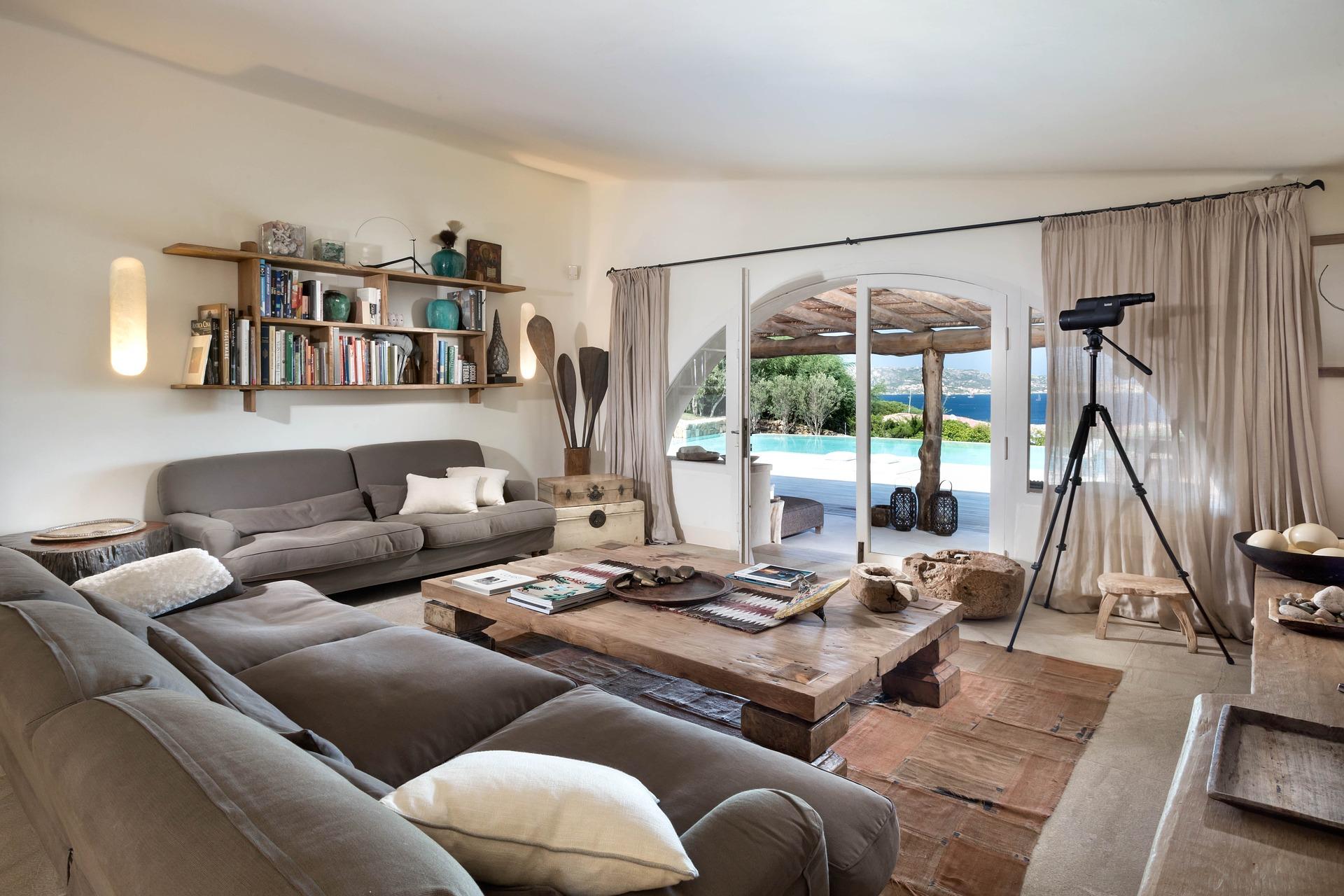 Jak zařídit obývací pokoj