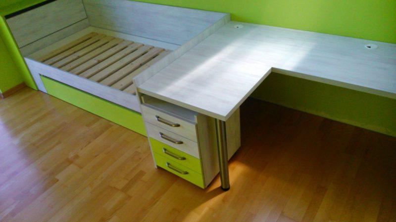 Originální nábytek s duší? Jedině od truhláře!