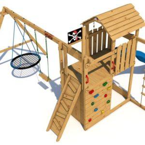 Chcete dětské hřiště na zahradu? Poradíme vám s výběrem