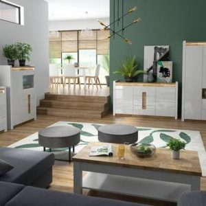 Jaký nábytek zvolit do malého obývacího pokoje?